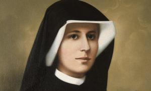 Święci naszej parafii – Siostra Faustyna Kowalska