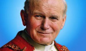 Święci naszej parafii – Jan Paweł II