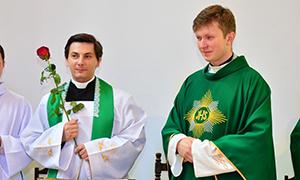 Pożegnanie księży wikariuszy