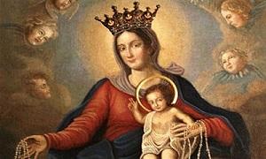 Święto Matki Bożej Różańcowej