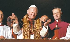 40. rocznica wyboru Karola Wojtyły na papieża