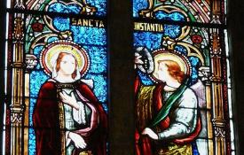 Patron miesiąca – św. Konstancja