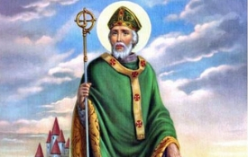 Patron miesiąca – św. Patryk