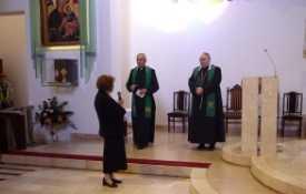 Wizytacja kanoniczna bp. Janusza Mastalskiego
